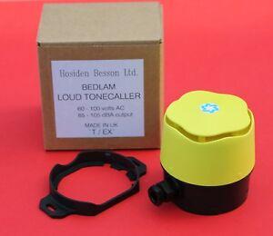 "Hosiden Besson Ltd ""Bedlam Loud Tonecaller T"" BRAND NEW IN BOX"