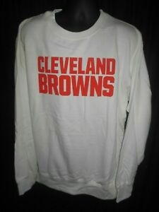 Cleveland Browns NFL Men's G-III Crew Neck Pullover Sweatshirt XL