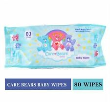 DUNSPEN Care Bears Baby Wipes 80 wipes