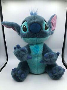 Official Disney Store Lilo & Stitch Plush Kids Soft Stuffed Toy Animal Alien