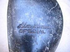 Rare SPALDING ALEX DUNCAN Patent 1919 SPOON Golf  Wood Shaft  A MUST Fore Ur Bag
