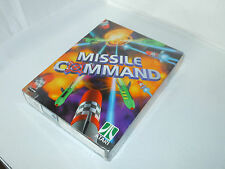 MISSILE COMMAND new factory sealed big box PC game