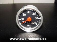 VDO Tacho Neu für Mofas, Mopeds bis 60 km/h Hercules