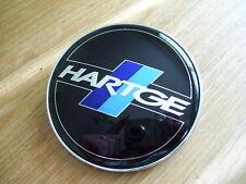 2 x HARTGE LOGOS EMBLEMES CAPOT ET COFFRE BMW E28 E30