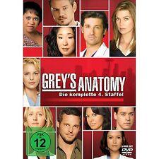 Grey´s Anatomy - Staffel 4 - DVD - *NEU*