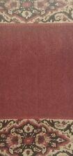 Vintage Ralph Lauren Hand Towel medallion Red 100% cotton