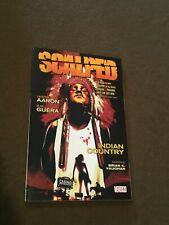 Scalped Volume #1 Indian Country Graphic Novel Vertigo Comics Book