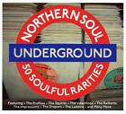 NORTHERN SOUL UNDERGROUND - 50 SOULFUL RARITIES - VARIOUS ARTISTS NEW SEALED 2CD