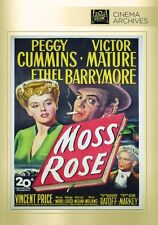 MOSS ROSE (Victor Mature)  - Region Free DVD - Sealed