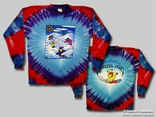 Grateful Dead Long Sleeve shirt Snow Bears size large - new never been worn!!