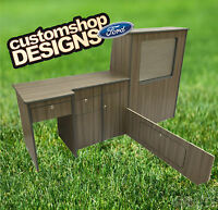 2001 - 2013 Ford Transit SWB Mk7 Camper Van Flat Pack / Kitchen Unit / Furniture