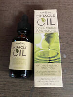 EARTHLY BODY MIRACLE OIL 100% Natural 1oz - BRAND NEW IN BOX
