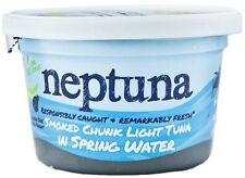 Neptuna Smoked Chunk Light Tuna in Water Costa Rica 12 pack