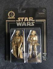 Star Wars Commemorative Edition Skywalker Saga Gold Darth Vader & Stormtrooper
