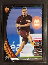 2016-17 Panini WCCF Francesco Totti AS Roma card
