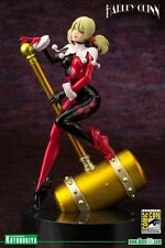 Dc Comics Harley Quinn Unmasked 2013 Convention Exclusive Bishoujo Statue