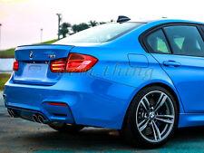 BMW 3 SERIES F30 F80 M3 M SPORT STYLE TRUNK BOOT SPOILER UK SELLER