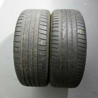2x Bridgestone Dueler H/P Sport MOE 255/45 R20 101W DOT 2215 4,5 mm Runflat