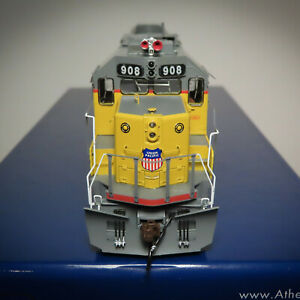 Athearn Genesis HO EMD GP40-2 Union Pacific ex WP UP #908 DC LED ATHG65049
