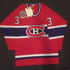 Montreal Canadiens Patrick Roy 1992-93 Authentic mitchell and ness Jersey M 40