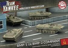 Battlefront Team Yankee Soviet 1:100 Bmp-1 or Bmp-2 Company (Plastic) Sw