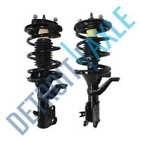 Front Struts & Coil Spring Set for 2003 2004 2005 Honda Civic 1.7L Gas Only