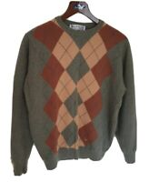 Mens BURBERRYS Jumper/Sweater size medium. Immaculate. RRP £325.