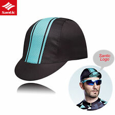 Santic Sports Visor Cap Outdoor Cycling Sun Hat Breathable UV Adjust Elastic Hat