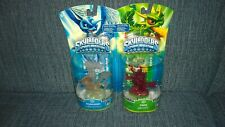 Skylanders Fruit Punch Red Camo Variant & Crystal Clear Whirlwind Variant [VHTF]