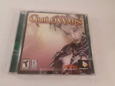 Guild Wars PC Video Game 2005 Jewel Case 2 Discs CD Key RPG