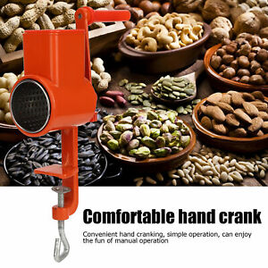 Manual Grains Coffee Nuts Grinder Machine Corn Flour Mill Crusher Home Tool