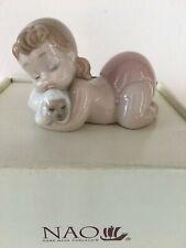 NAO by LLADRO' COMPAGNI DI GIOCO statuina porcellana 020.01574