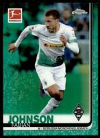 2019-20 Topps Chrome Bundesliga Base Green #81 Fabian Johnson /99