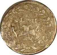 German States-Frankfurt AM Main 1668 Albus 8 Heller   *FREE U.S. SHIPPING*