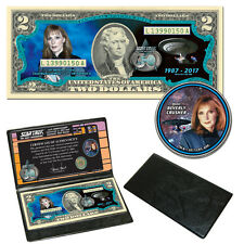 Star Trek: The Next Generation Coin & Currency Collection  - Dr.Beverly Crusher