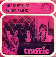 7inch TRAFFIC hole inmy shoe HOLLAND EX + PS