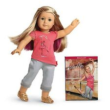 New American Girl Isabelle Girl of Year Doll/book Never Removed From Box 2014