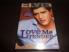 LOVE ME TENDER-Thinking brother is dead, ELVIS PRESLEY marries brother's love