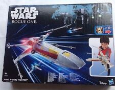 Disney Star Wars Rogue One Rebel X Wing Vehicle Fighter Hasbro B7271 Gift BNIB