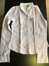 HOLLISTER Shirt Pink Woman Small