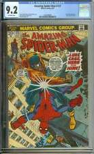 AMAZING SPIDER-MAN #123 CGC 9.2 OW PAGES
