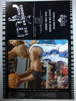 2002-03 Upper Deck MJ The Comeback Bulls Basketball Card #J3 Michael Jordan