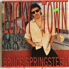 Bruce Springsteen, Lucky town, 1992, Vinyl, LP, Record,  NM/M