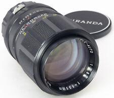 Nikon pre AI Soligor 135 mm 2.8