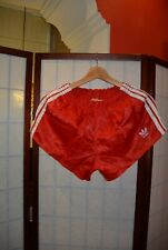 ADidas retro vintage running football  RED shorts made in west Germany 5 (#17)