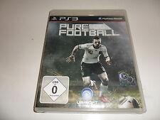 PLAYSTATION 3 PS 3 pure football