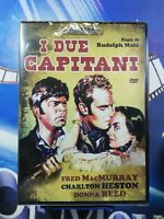 I DUE CAPITANI *- A & R PRODUCTIONS-DVD NUOVO