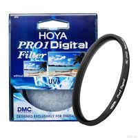 HOYA Digital Pro1  UV Filter 37, 40.5, 46, 49, 52, 55, 58, 62, 67, 72, 77, 82mm