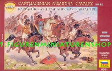 1:72 personnages 8031 Carthagenian Numidian Cavalry-Zvezda ne sera pas Produit