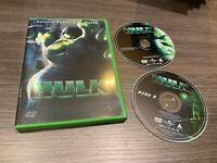 Hulk DVD Edizione Speciale Due Dischi